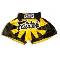 FAIRTEX - Bumblebee Muay Thai Boxing Shorts (BS0614)