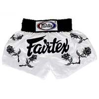 FAIRTEX - Black Roses Muay Thai Boxing Shorts (BS0659)