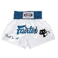 FAIRTEX - Kids Cat Muay Thai Boxing Shorts (BS0662)