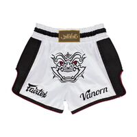 FAIRTEX Vanorn Slim Cut Muay Thai Boxing Shorts (BS1712)