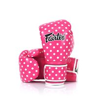 FAIRTEX - Vintage Art-Polka Dot 1854 Boxing Gloves (BGV14P)