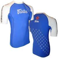 FAIRTEX - Short Sleeve Rash Guard (RG2)
