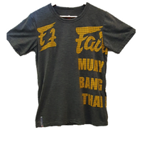 FAIRTEX - T Shirt - Muay Bang Thai - GREY (TST119)